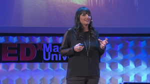 TEDx Macquarie University- Catriona Pollard, The power of saying 'yes'