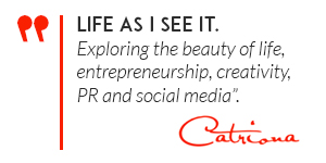 Catriona Pollard, social media and PR expert