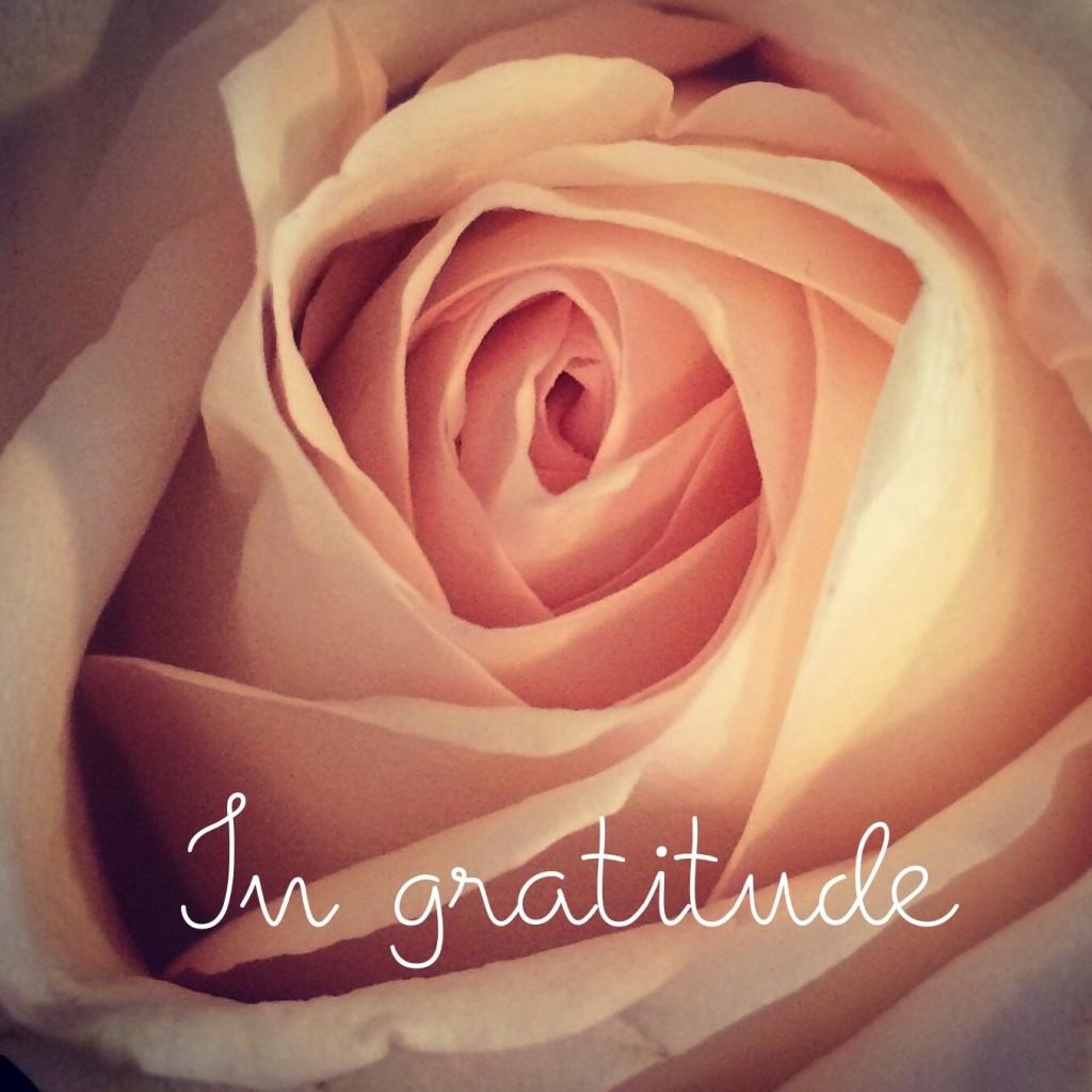 EDM In gratitude