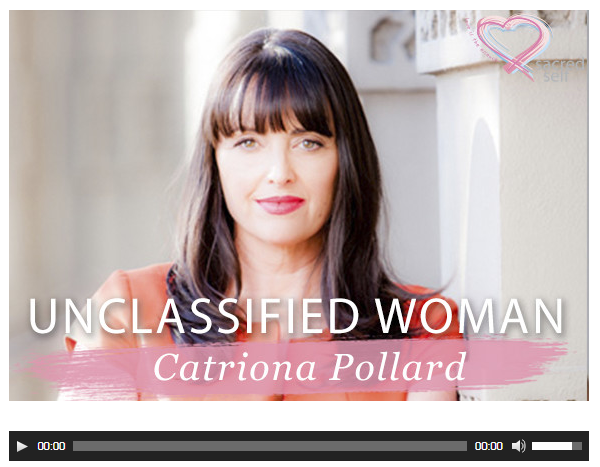 Unclassified woman podcast
